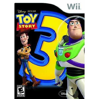 Toy Story 3: The Video Game  (Wii, 2010) INC - LN -- H