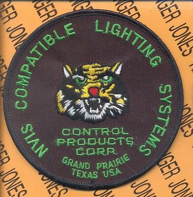 USAF NVIS Compatible Lighting Systems patch