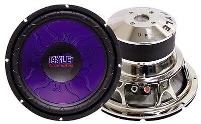 """NEW 10"""" DVC SubWoofer Speaker.dual 4 ohm voice coil.ten inch bass sub woofer."""