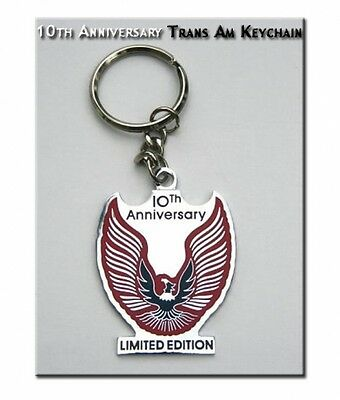 79 Trans Am 10th Anniversary Limited Edition keychain