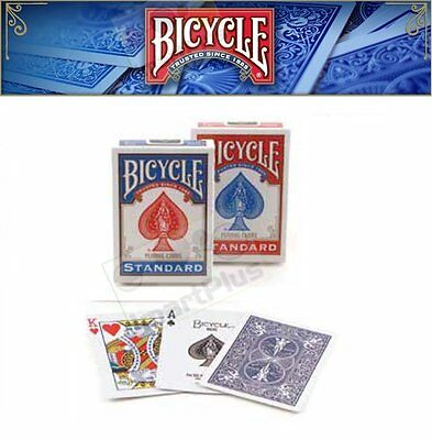 2 Decks Bicycle US Standard Playing Cards Truested Poker Card Made in USA New