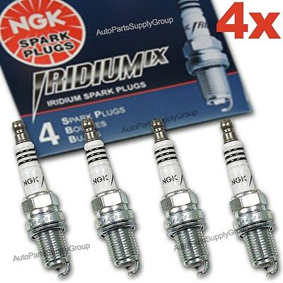 4 x Genuine NGK Iridium IX Spark Plugs Set LFR5AIX11 Power & Mileage! JAPAN