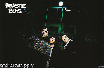Poster : Music : Beastie Boys - All 3 Posed  -  Free Shipping ! #8201 Lw20 Q