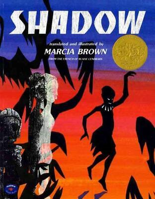 Shadow by Blaise Cendrars (English) Paperback Book Free Shipping!