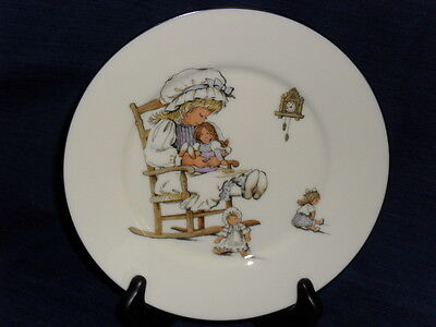 """8.25"""" LENOX """"SPECIAL"""" Collector's Plate Little Girl w/her dolls"""