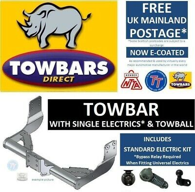 Towbar for Mercedes Vito 2003on W169 & Viano 2003 2010 Tow Bar