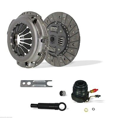 Clutch Kit And Slave Cylinder A/e Hd For 95-11 Ford Ranger Pickup 2.3L 2.5L 3.0L