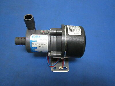 NEW Gorman-Rupp Industries 12VDC Magnetic Drive Pump 15651-073 + Premotec 4322