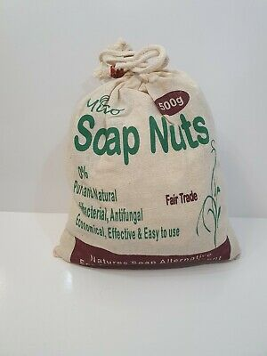 SoapNuts - FREE POST - 500g Soap Nuts - Natures Soap Alternative