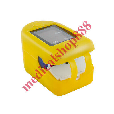 CUTE NEW SOFT RUBBER CASE for Pulse Oximeter +FREE shipping A+