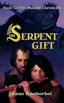 NEW The Serpent Gift by Lene Kaaberbol Paperback Book (English) Free Shipping