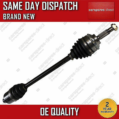 Renault Megane Mk1 1.4,16,1.9,2.0 Driveshaft Off Side 1996-2003 *Brand New*
