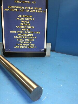 """Mi... Value Collection 1-3//8/"""" Diam x 3/' Long 12L14 Steel Round Rod Cold Finish"""