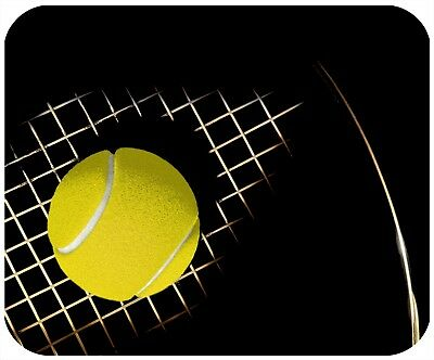 Mouse Pad Custom Personalized Thick Mousepad-Tennis - Add Any Text Free