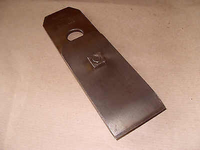 """J. Herring & Sons 2"""" Parallel Double Plane Iron - As Photo."""