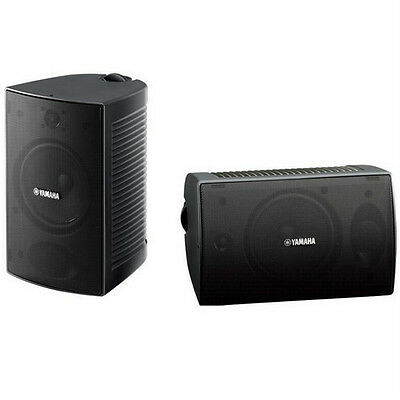 "Yamaha NS-AW294 6.5"" All Weather Speakers - Black (Pair) - RRP $299.00"