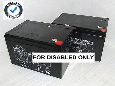 PRIDE GO CHAIR   Mobility Wheelchair   Heavier Duty replacement Battery PACK *