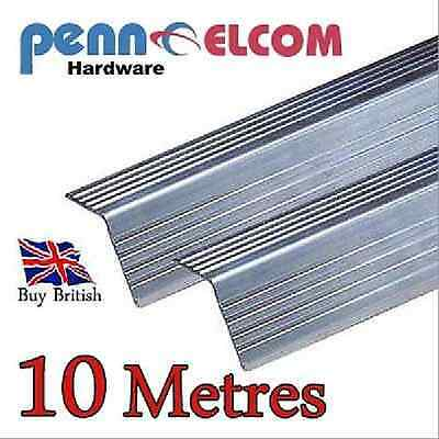 Aluminium Extruded Angle ( 10 meters ) 5 X 2 meters (2000 mm)  lengths