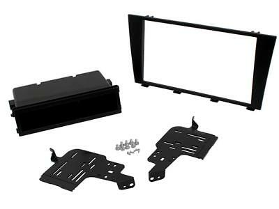 CT24LX01 LEXUS IS300 2001 to 2005 BLACK SINGLE OR DOUBLE DIN FASCIA ADAPTER KIT