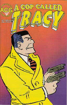 Dick Tracy  A Cop Called Tracy #11  comic  1999