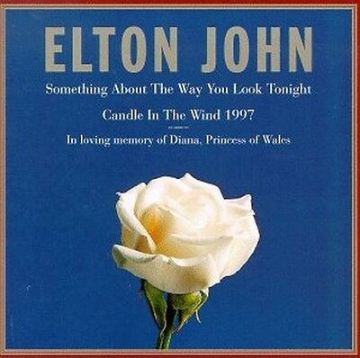 John, Elton Candle in the Wind 1997/Something About Way You Look Tonight Maxi CD