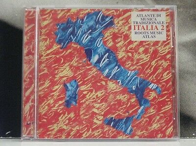 Atlante Di Musica Tradizionale - Italia 2 - Roots Music Atlas Cd Excellent+