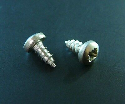 "Expo A33007 Pack of 20 4g x 1/4"" Self Tapping Screws 1st Class"