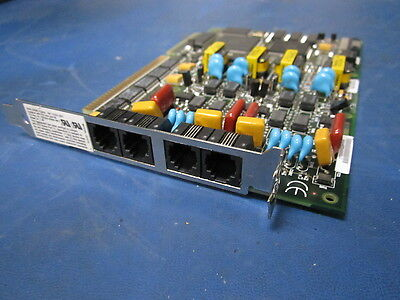 Dialogic 4-Port ISA Voice Card D/41H 04-1532-001