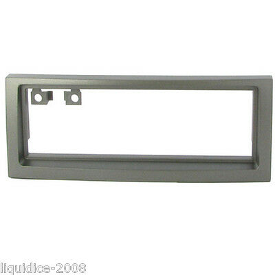 CT24PE05 PEUGEOT 407 2004 to 2011 ANTHRACITE SINGLE DIN FASCIA ADAPTER PANEL