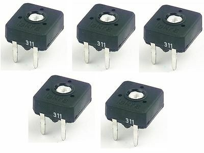 0.15w Linear Horizontal Variable Resistor - Preset - Trimmer (5 Pack) 100R to 1M