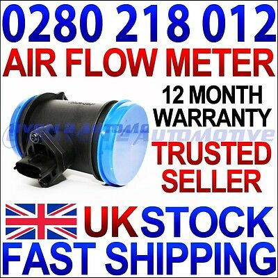 Rover Mass Air Flow Meter Sensor 0280218012 MG ZR ZS 25 NEXT DAY UK DELIVERY NOW