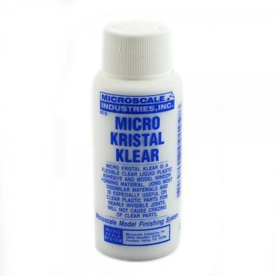MicroScale Micro Kristal Klear - Transparent Adhesive
