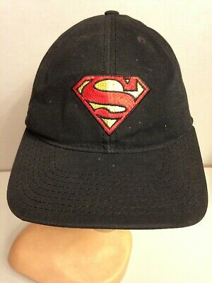 Casquette Superman Dc Comics 1995 Made In Usa