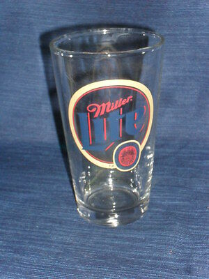 "5.75"" Miller Lite Beer Glass"