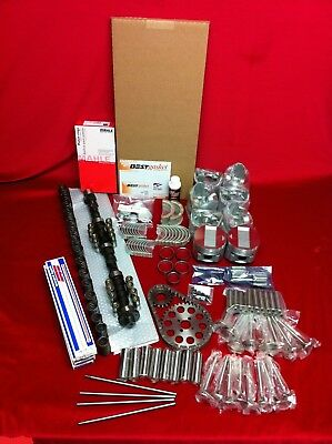 Olds 303 Deluxe engine kit late 1950 51 52 53 pistons gaskets rings bearings++
