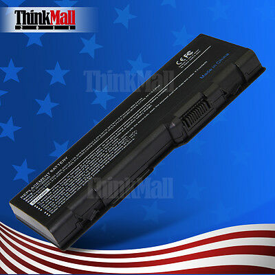 9 Cells Battery for C5974 U4873 Dell Inspiron 6000 9200 9300 9400 E1705 Laptop