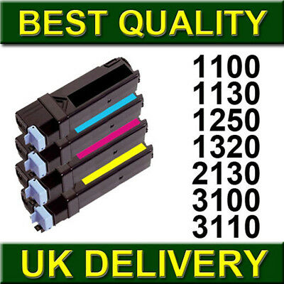 Toner Cartridge for Dell 1250c 1350cnw 1320C 1320CN 1130 1135 1135N 1100 etc