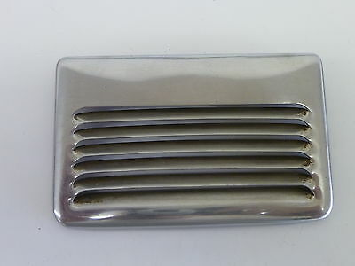 Vintage Tappan Deluxe O'Keefe Stove Antique Gas Range Oven Broiler VENT COVER