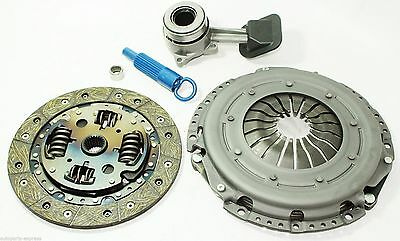 CLUTCH KIT SLAVE BAHNHOF HD FOR 2000-2004 FORD FOCUS 2.0L DOHC 4 Cyl