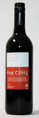 Prospect Wines Red Cliffs Victorian Shiraz red wine - 1 dozen X 750ml