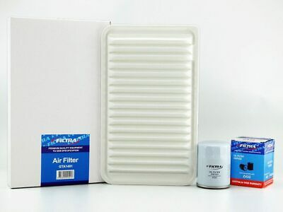 TOYOTA Camry ACV36R AIR A1491 OIL Z432 Filter Service Kit