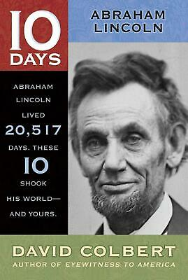 NEW Abraham Lincoln by David Colbert Paperback Book (English) Free Shipping