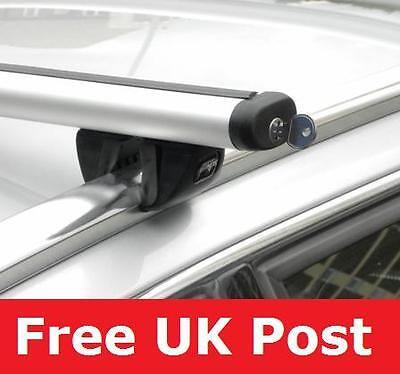 Silver Alumimum Roof Bars for AUDI A4 Avant S522