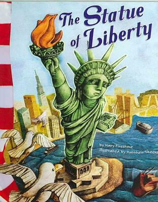 The Statue of Liberty by Mary Firestone Paperback Book (English)