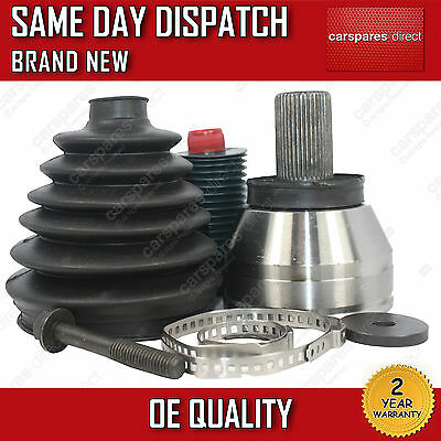 CV Joint Boot Kit fits FORD TRANSIT 2.2D Front Outer 2006 on C.V Driveshaft New