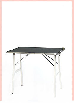 Table de toilettage 50 x 75 cm + Potence