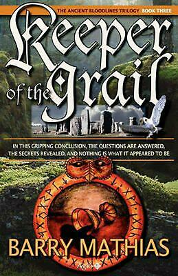 NEW Keeper of the Grail by Barry Mathias Paperback Book (English) Free Shipping