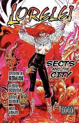 LORELEI: SECTS AND THE CITY by STEVEN A. ROMAN Paperback Book (English)