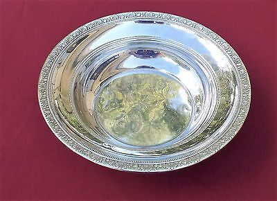 Sterling Silver Bowl - Reed and Barton  - Medici