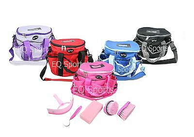 FAST P&P Knight Rider Tack Kit Bag & Grooming Accessories 5 Colours!! Gift Idea!